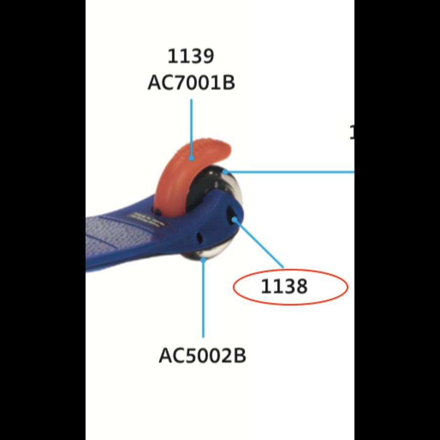 Axle bolt with internal thread - 1138