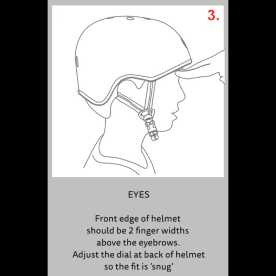 Micro helmet Deluxe Headphones navy/pink