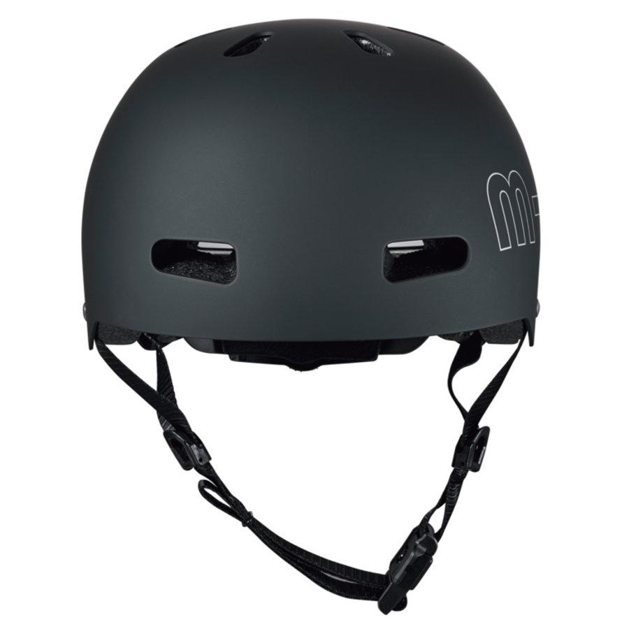 Micro ABS helmet Deluxe Black