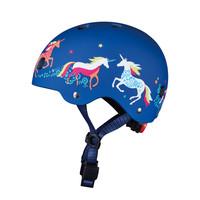 Micro helmet Deluxe Unicorn