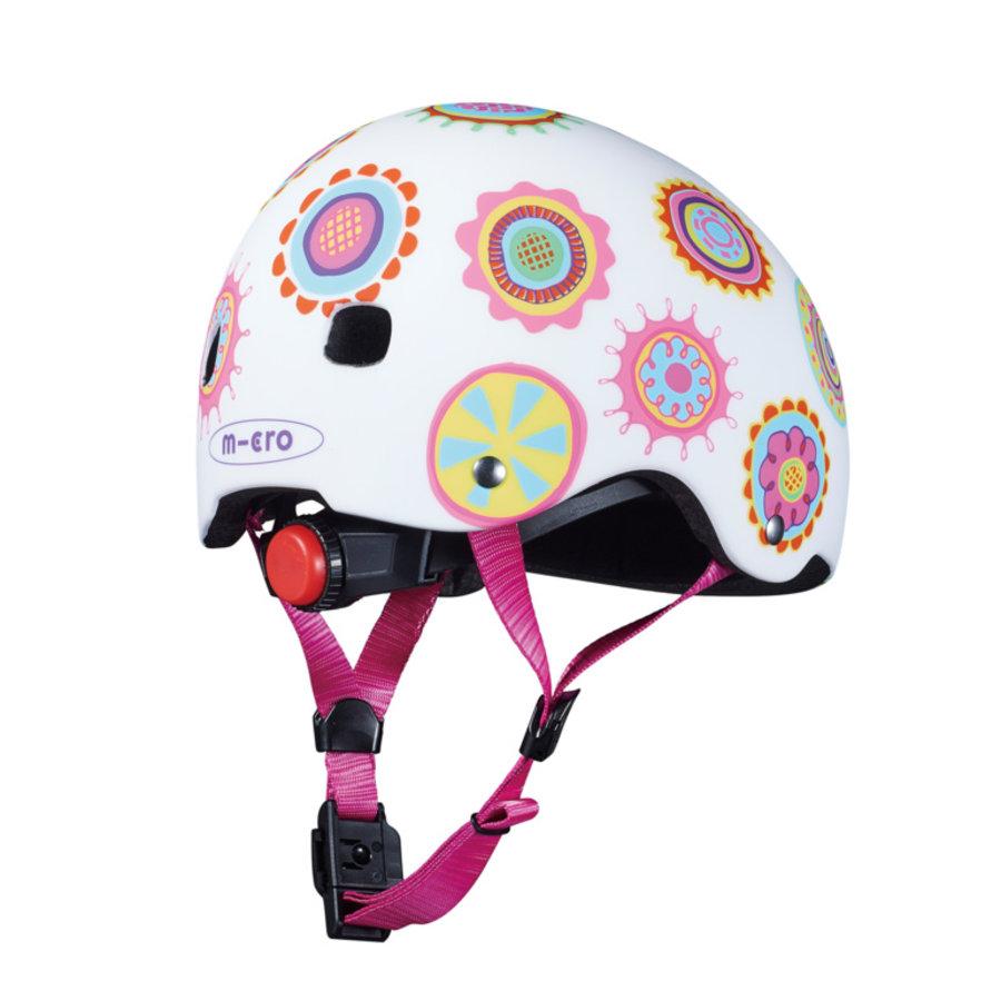 Micro helm Deluxe Doodle dot