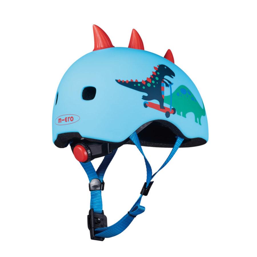 Micro helmet Deluxe 3D dino