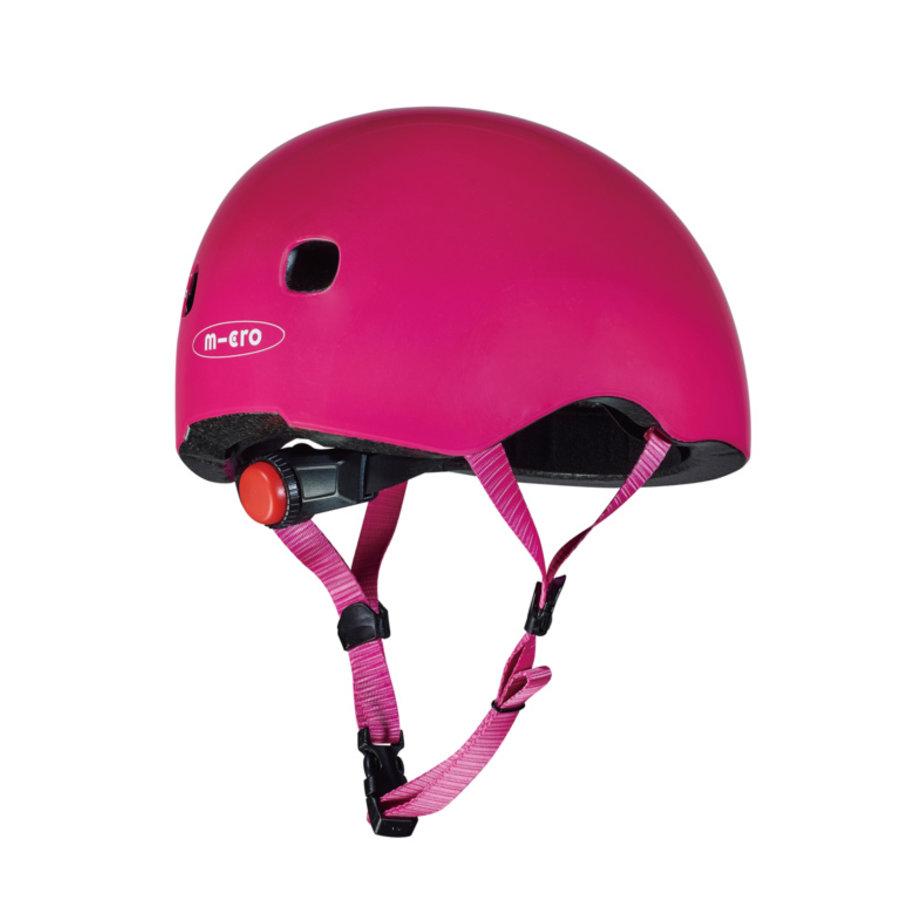 Micro helmet Deluxe Raspberry pink