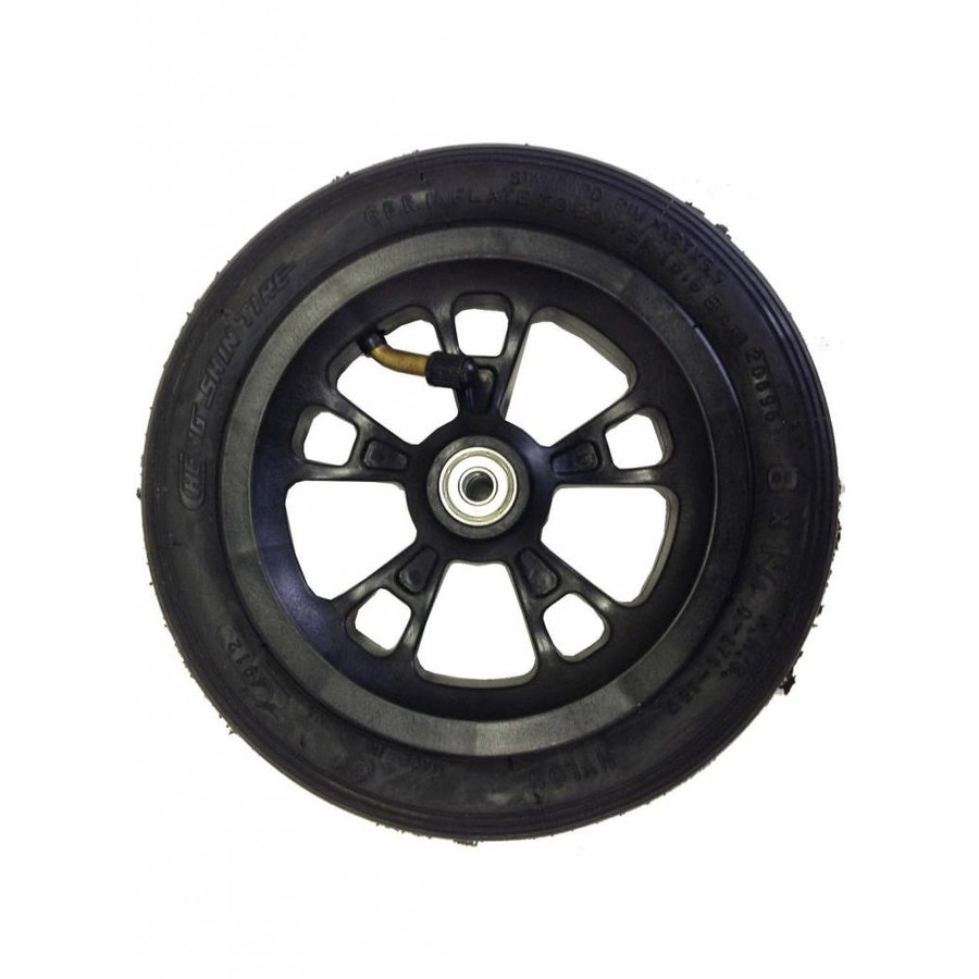 Micro wiel met luchtband 200mm (AC-5012B)