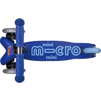 Mini Micro 3in1 Deluxe Push blauw