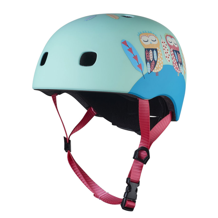 Micro helmet Deluxe Owl