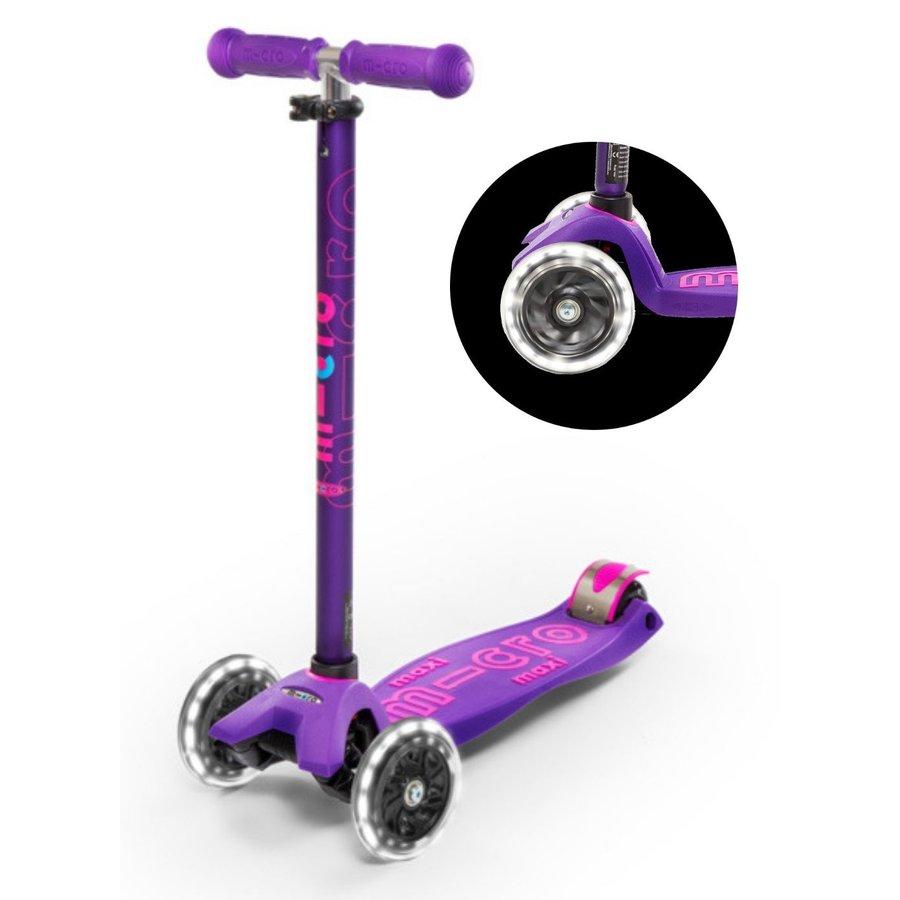 Maxi Micro step Deluxe Purple LED