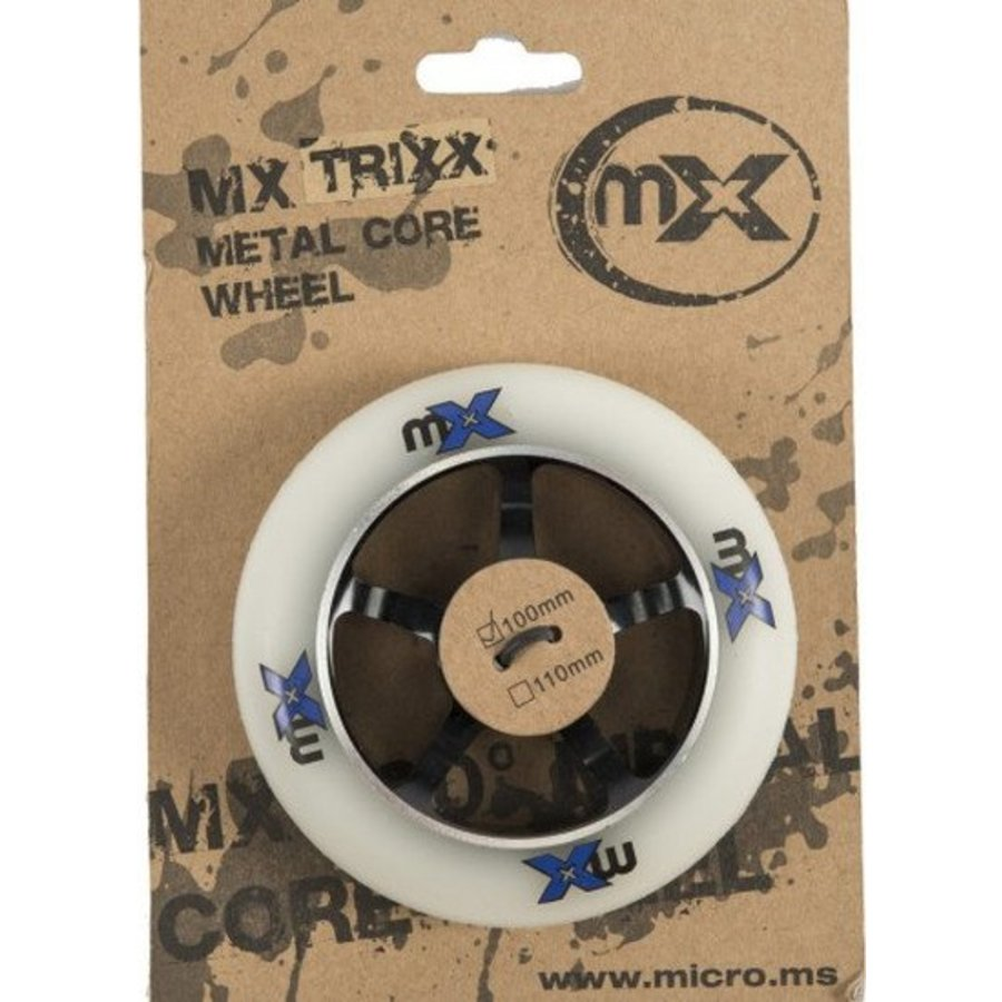 Micro MX 100m Metal Core Stuntwheel (MX1205)