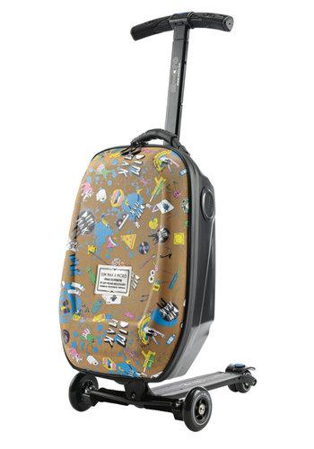 Micro Steve Aoki Scootcase - Bluetooth