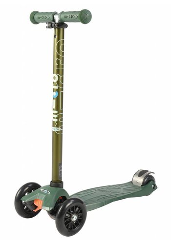 Maxi Micro scooter Metallic Camo Green