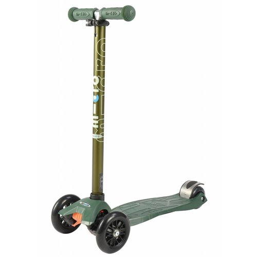 Maxi Micro scooter Metallic Camo Green