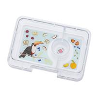 Yumbox MiniSnack extra tray met 3 vakjes