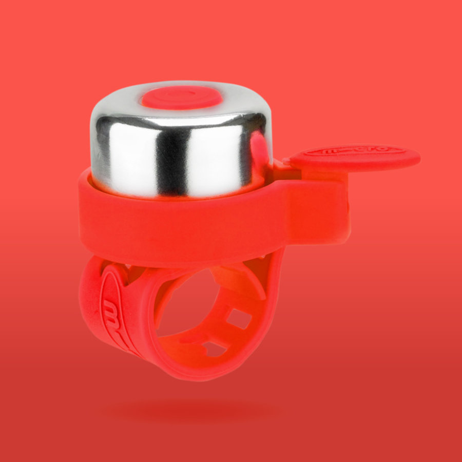 Micro bell Red