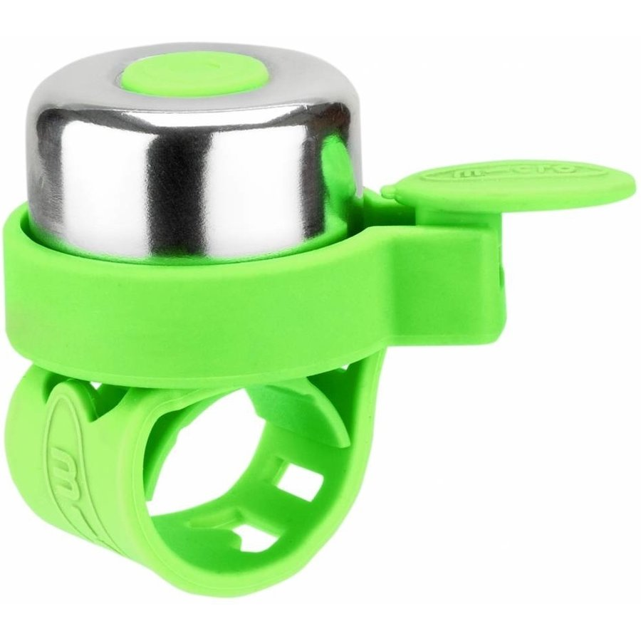 Micro bel groen