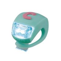 Mini Micro step Deluxe aqua LED