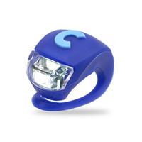 Micro LED lampje deluxe Donkerblauw