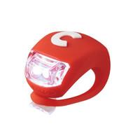 Micro LED lampje deluxe Rood