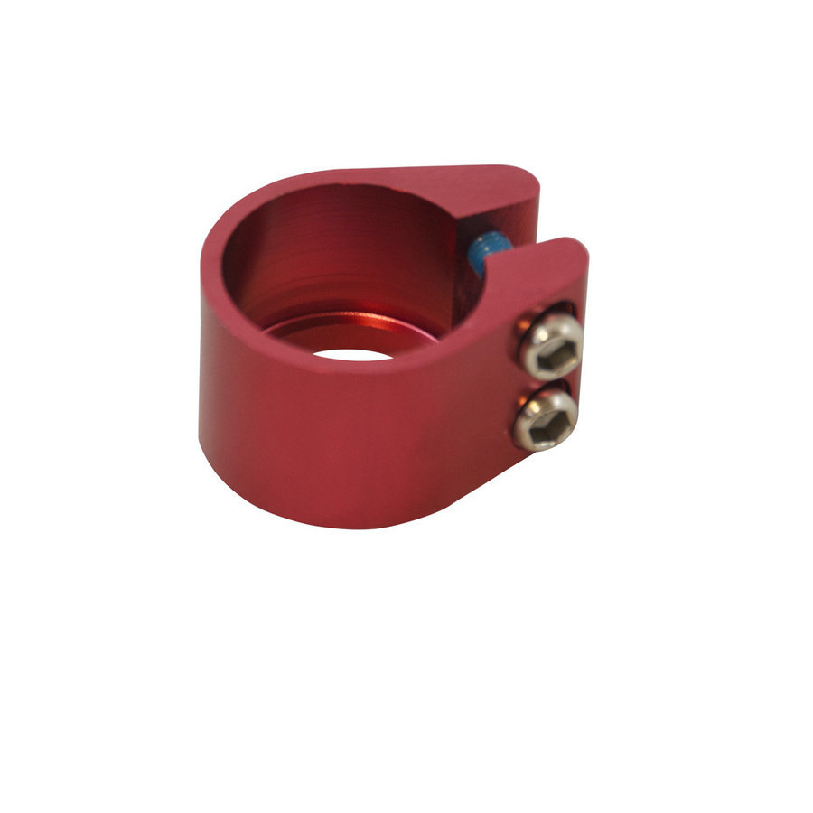 Lower Clamp 2-wheel scooter - Red Metallic (1092)