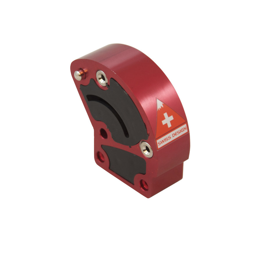 Folding Block Micro 2-wheel scooter Red (1158)