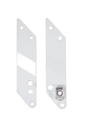 Holder plates Micro White (1184)
