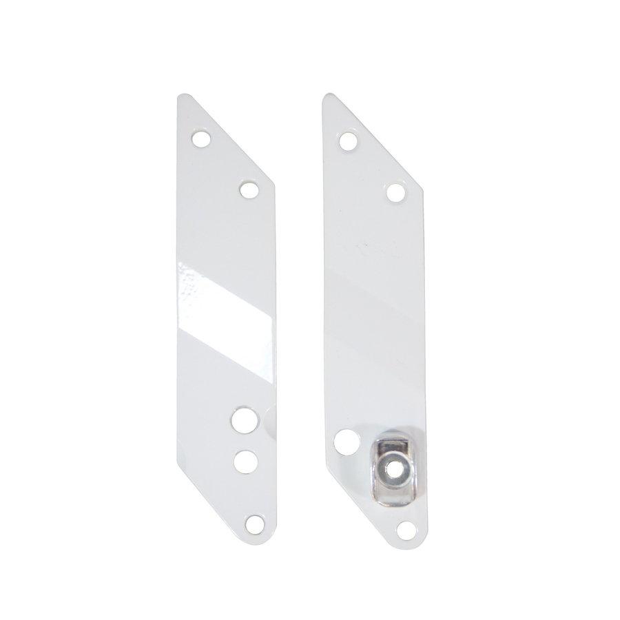Holder plates Micro White (1284)