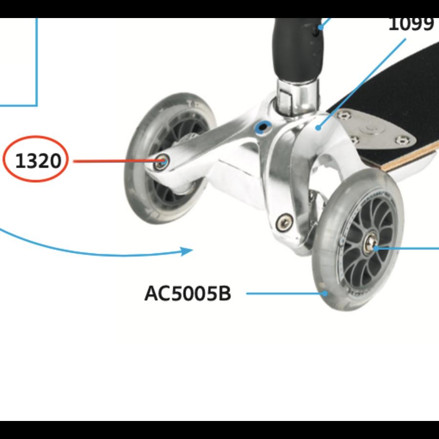 Stuurbout Kickboard (1320) - 46,5mm
