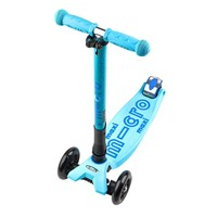 Maxi Micro step Deluxe inklapbaar blauw
