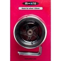 Micro wiel 120mm Fat wiel (AC5004B)