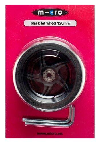 Micro wheel 120 mm Fat wheel (AC5004B)