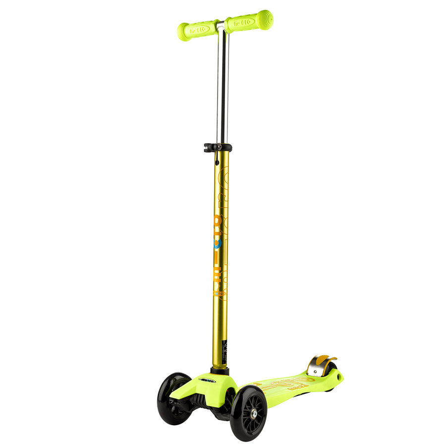 Maxi Micro scooter Deluxe Yellow