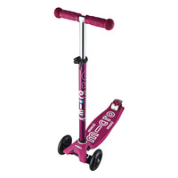 Maxi Micro scooter Deluxe Berry