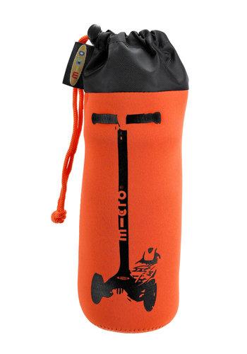 Micro flessenhouder Mini/Maxi oranje