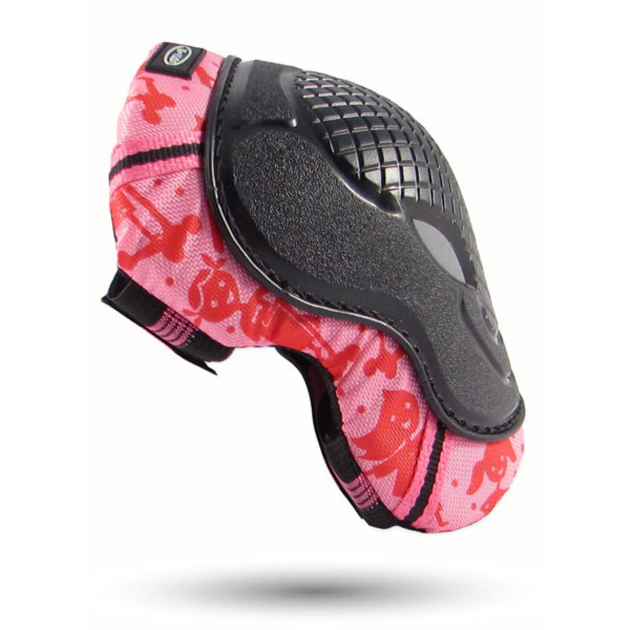 Micro Knee and Elbow Pads roze