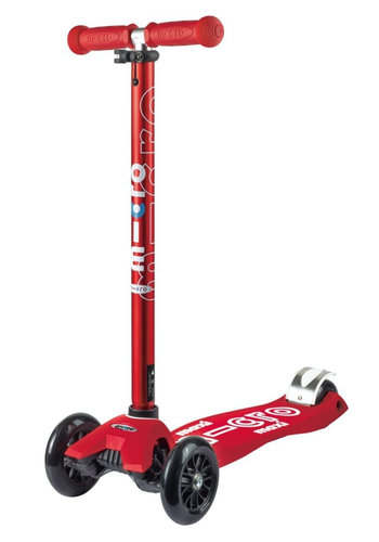 Maxi Micro scooter Deluxe Red