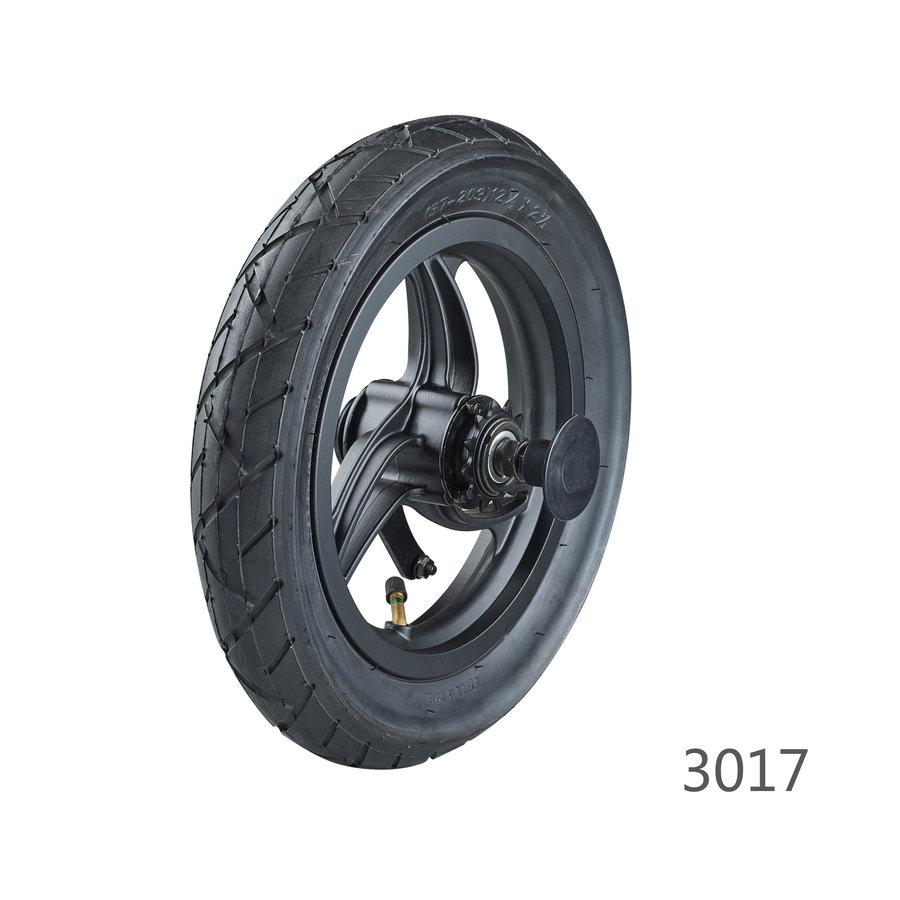Back wheel Pedal Flow (3017)