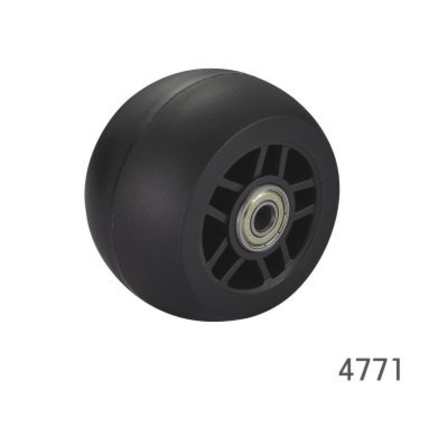 Back wheel Maxi Deluxe Pro scooter (4771)
