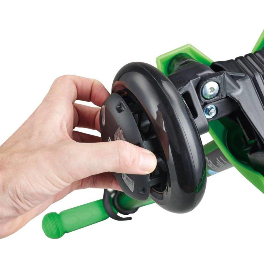 Micro LED wheel whizzers Rocket