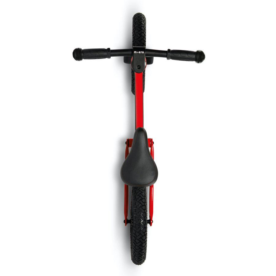 Micro Loopfiets Deluxe rood