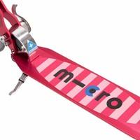 Micro Sprite roze strepen