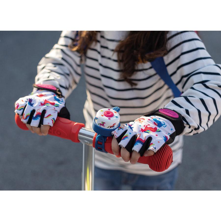 Micro handschoenen eenhoorn