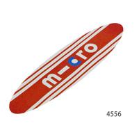 Griptape Micro Sprite Red-White stripes (4556)