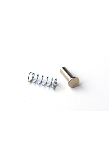 Spring & bolt, locking system (1042)