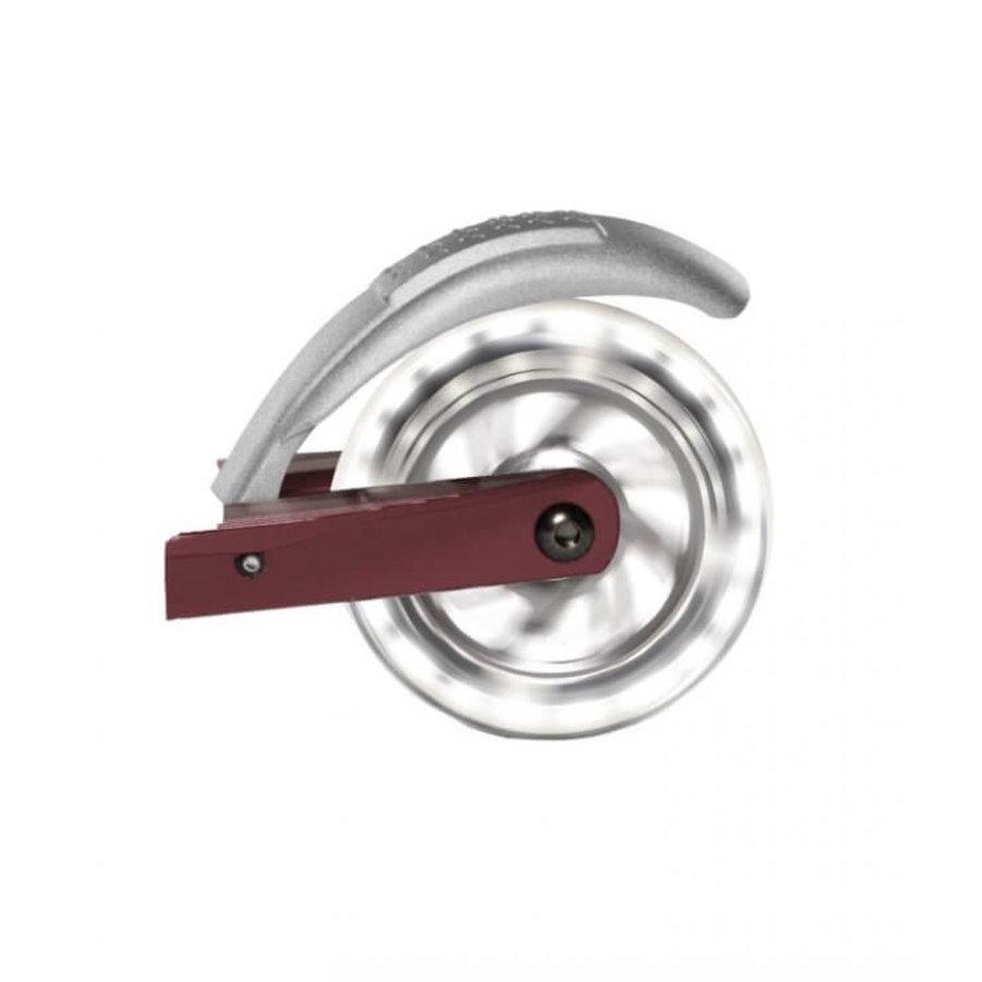 LED back wheel Sprite 100mm