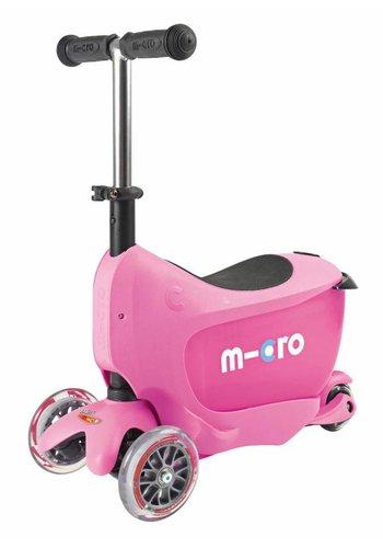 Micro Mini2go Deluxe roze