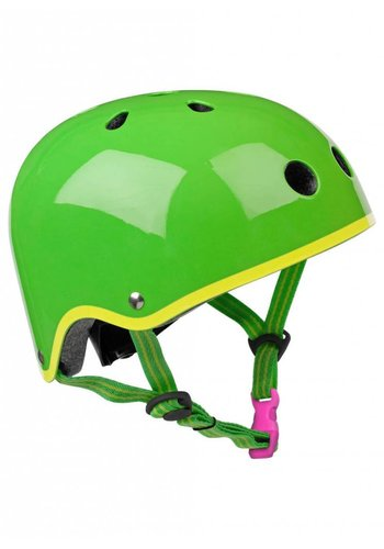Micro helmet Classic Green