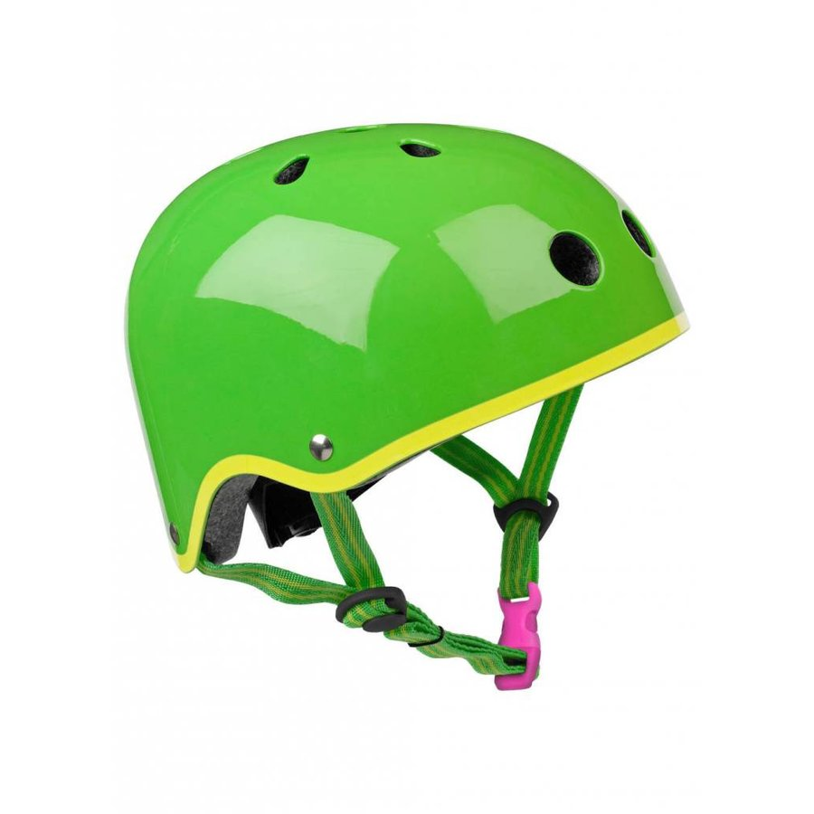 Micro helm Classic Groen
