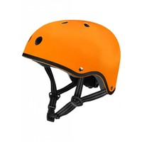 Maxi Micro step Deluxe aqua/oranje