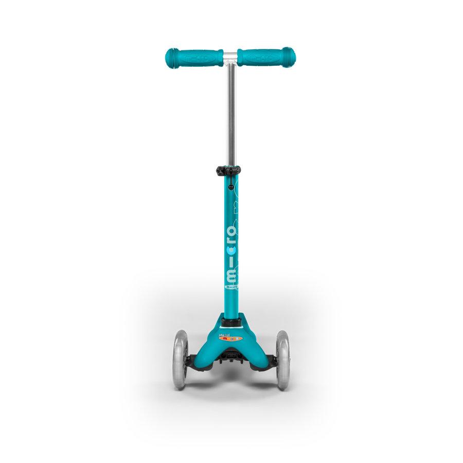 Mini Micro scooter Deluxe Aqua