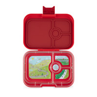 Yumbox Panino lunch box with 4 sections