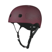 Micro helm Deluxe Autumn Red